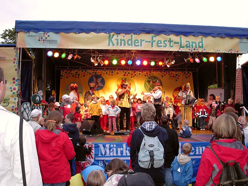 Kindermusik-Shows