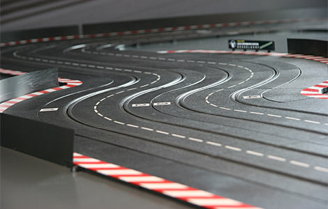 Carrera-Bahnen